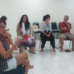 grupo conduzido por Ana Lúcia Faria